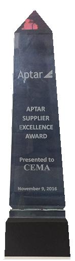 Aptar Award