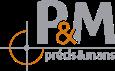 Logo P&M-RVB